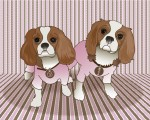 Dogs Go Pink For Breast Cancer Awareness Month