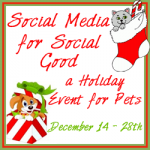 A Holiday Blogging Event for Animals in Need