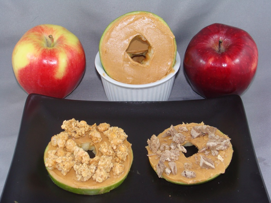 Apple Nut Butter Snack