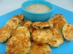 Baked Zuchinni Sticks