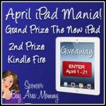 April iPad Mania Event