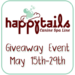 happytails2501 Happy Tails Spa $100 Gift Card Giveaway   US Only