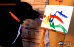 Is this Dog the Next Picasso?