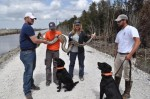 Dogs to Sniff Out Pythons in Everglades