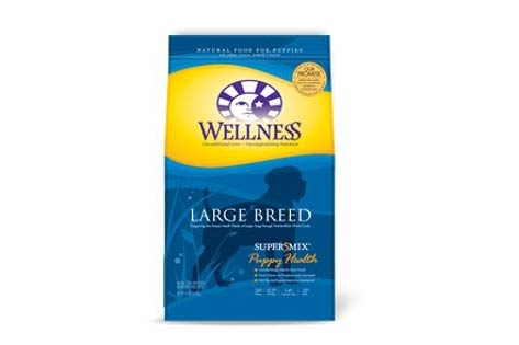 Wellness Recall List Large Breed Puppy