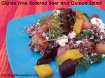 Cooking for Dogs Roast Beets and Quinoa Salad