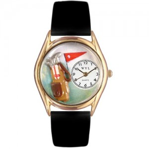 golf bag whimsical watches