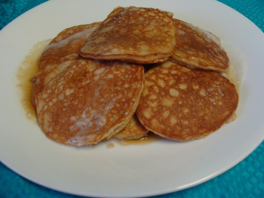Gluten Free Soy Free Coconut Pancakes