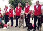 LAX Airport Hired Some New Workers – Therapy Dogs!