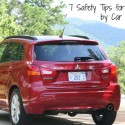 7 Safety Tips for Traveling By Car