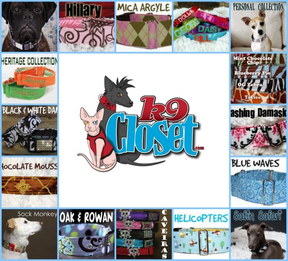 K9 Closet Leashes and Collars