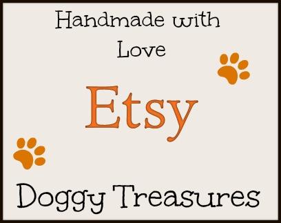 Handmade with Love Etsy Doggy Treasures