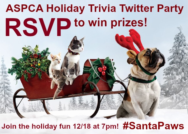 ASPCA #SantaPaws