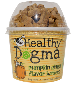 Pumpkin Ginger Flavor Healthy Dogma