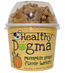 Pumpkin Ginger Flavor Healthy Dogma