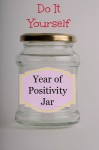 DIY Year of Positivity Jar
