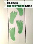 Dr. Seuss Game – Foot Book Game
