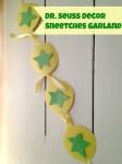 Dr. Seuss Decorations Sneetches Garland