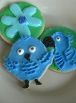 RIO 2 Cookies with Royal Icing