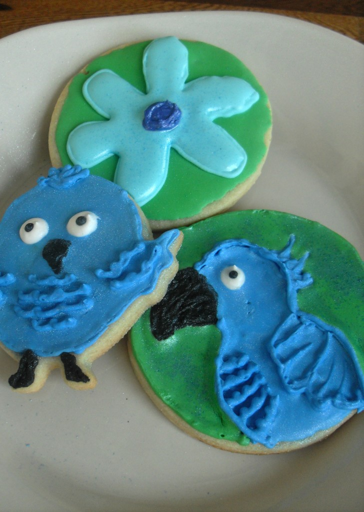 RIO 2 Cookies