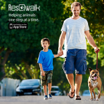 New App Helps You Get Moving and Raise Money for Animal Rescue