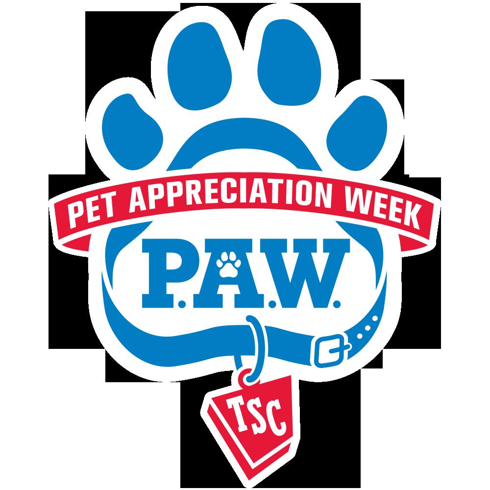 Tractor Supply Pet Appreciation Week Logo