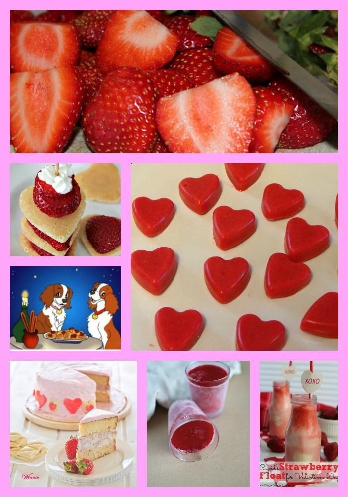 Inspire Us Tuesdays Happy Strawberry Month