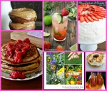 Inspire Us Tuesdays – Strawberry Goodness