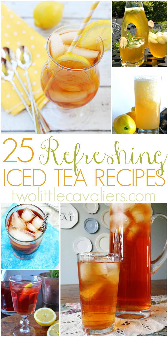25 Iced Tea Recipes