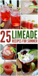 25 Limeade Recipes