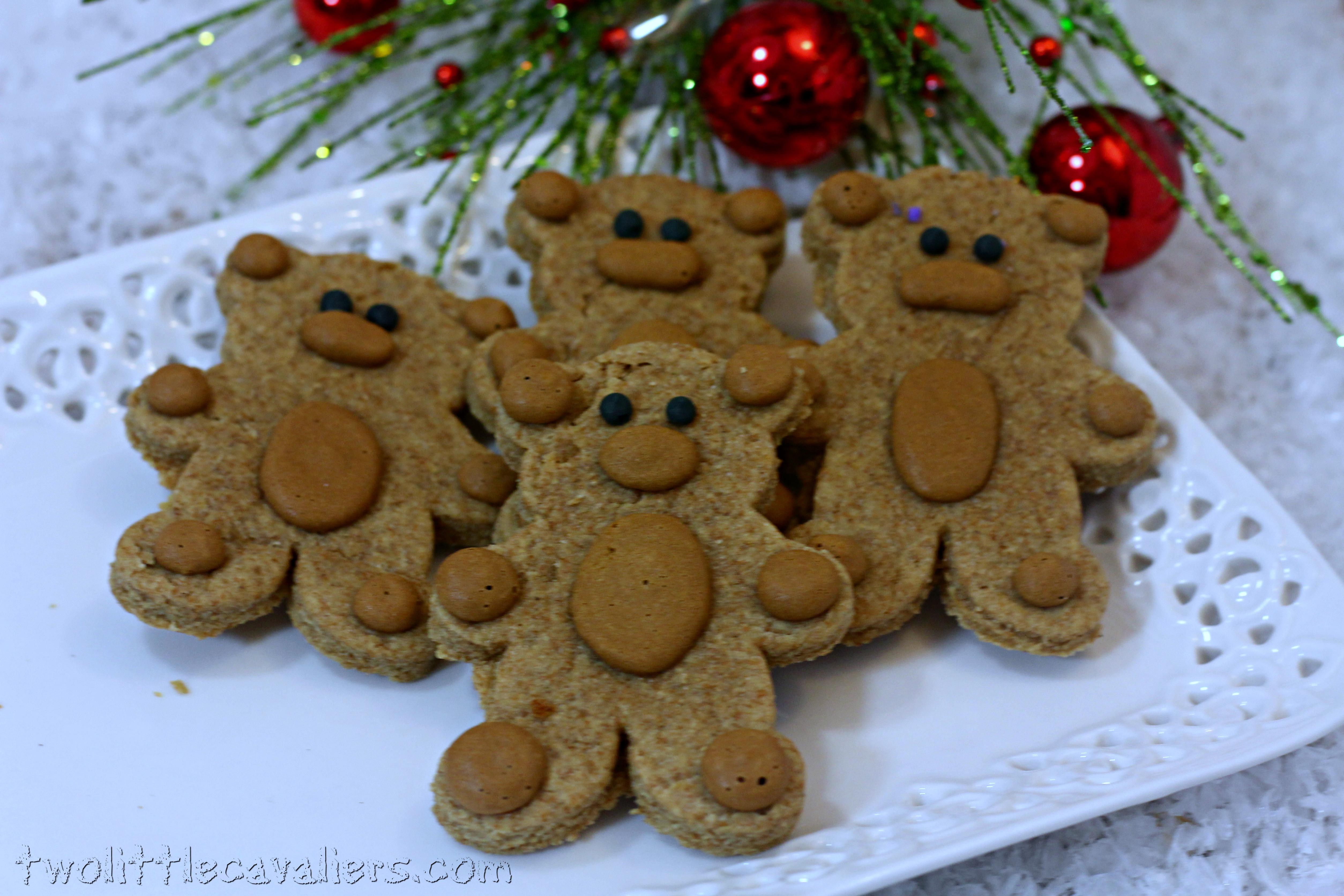 Teddy Bear Dog Treats