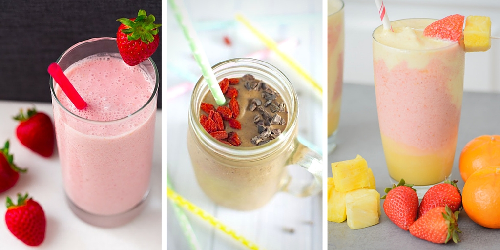50 Fresh and Tasty Smoothie Recipes to try